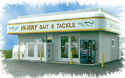 Hi-Way Bait and Tackle - Port Clinton, Ohio